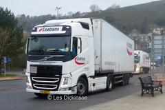 02 BKP 7, Volvo, Leatrans, P1320182 (LesD's pics) Tags: truck lorry 02bkp7 volvo leatrans