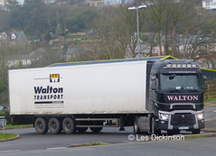 PB 3096 CX, Renault, Walton Transport, P1320195 (LesD's pics) Tags: truck lorry pb3096cx renault waltontransport