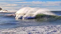 Anglet, France. (B€rn@rd) Tags: anglet france europe bernard gaillot mer océan atlantique vague vagues