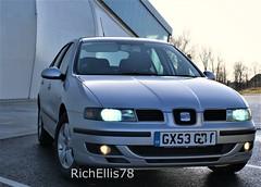 Add Watermark20200125062414 (richellis1978) Tags: car auto automobile vag volkswagen group seat leon 19tdi 2003 se diesel tdi