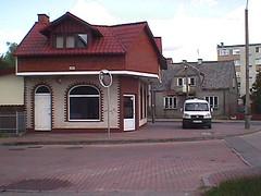 Shop [3] (wrona_czarna) Tags: shop car street house retro
