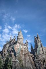 Hogwarts Castle. (LisaDiazPhotos) Tags: unistudios lisadiazphotos wizarding world harry potter hogwarts castle