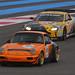 Aston Martin Vantage GT2 & Porsche 911 (964) Cup