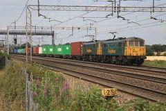86604 86613 Rugeley 060717 J Neave (John Neave) Tags: electric railway locomotive class86