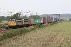 86610 86604 Rugeley 260917 J Neave (John Neave) Tags: electric railway locomotive class86