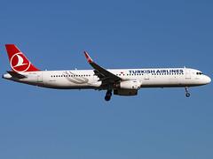 Photo of Turkish Airlines | Airbus A321-231(WL) | TC-JTA