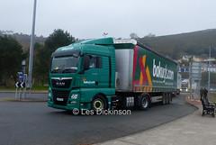 201 WX 539, MAN, BAKUgls.com, P1320167 (LesD's pics) Tags: truck lorry 201wx539 man bakuglscom