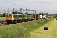 86627 86604 250615 (John Neave) Tags: electric railway locomotive class86