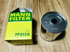 """PF915N MANN Oil filter • <a style=""""font-size:0.8em;"""" href=""""http://www.flickr.com/photos/33170035@N02/49440427336/"""" target=""""_blank"""">View on Flickr</a>"""