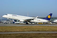 Lufthansa Cityline - ERJ-190 - D-AECF (yak_40) Tags: zrh lufthansacityline erj190 embraer190 embraer190100lr e190 embraer190lr daecf