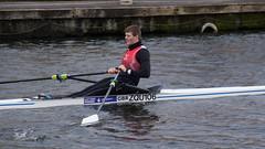 DSC01774 (caolan.baldwin) Tags: qubbc queens qub rowing university belfast newry canal boat club traing sculling