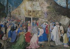 Adoration des Mages (Jean (tarkastad)) Tags: tarkastad gb uk unitedkingdom angleterre grandebretagne britain england royaumeuni musée museum