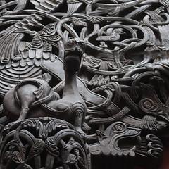 Ål - 3 (Jean (tarkastad)) Tags: tarkastad gb uk unitedkingdom angleterre grandebretagne britain england royaumeuni musée museum sculpté norvège norway noreg norge