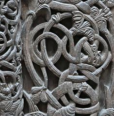 Ål - 1 (Jean (tarkastad)) Tags: tarkastad gb uk unitedkingdom angleterre grandebretagne britain england royaumeuni musée museum sculpté norvège norway noreg norge