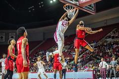 University of Massachusetts Men's Basketball vs Duquesne (1/25/19) (dailycollegian) Tags: umass umassamherst umassathletics athletics sports basketball winter win mens duquesne mullins homegame parkerpeters carlpierre