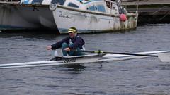 DSC01735 (caolan.baldwin) Tags: qubbc queens qub rowing university belfast newry canal boat club traing sculling