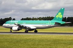 EI-DVE | Aer Lingus | Airbus  A320-214 | CN 3129 | Built 2007 | EIDW/DUB 12/08/2014 (Mick Planespotter) Tags: eidve aer lingus airbus a320214 3129 2007 eidw dub 12082014 2014 dublinairport aircraft airport avion aviation avgeek a320 collinstown aerlingus planespotter plane airplane aeroplane iag spotter jet