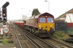 Photo of 66068 Slade Green