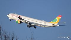 Airbus A330-941, Air Senegal, 6V-ANB (maxguenat) Tags: lszh zurich kloten spotter spotting avion aircraft airplane airplanes