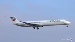 McDonnell Douglas, Bulgarian Air Charter, LZ-LDJ (maxguenat) Tags: lszh zurich kloten spotter spotting avion aircraft airplane airplanes