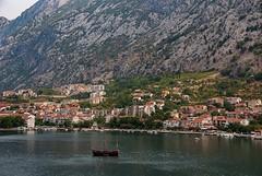 Kotor Harbor, Montenegro