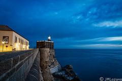 HORIZONTES (josmanmelilla) Tags: melilla españa mar agua amaneceres cielo mediterraneo azul