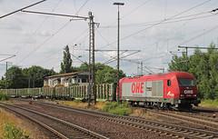 Timber Train (Schwanzus_Longus) Tags: german germany modern railroad railway diesel engine loco locomotive freight cargo siemens eurorunner lehrte ohe timber wood log logs