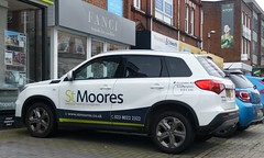 Photo of St Moores Vitara - 25 January 2020