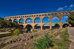 Pont du Gard (AWe63) Tags: gard tal provence südfrankreich france frankreich pentax pentaxk1mkii luminar4 luminar madewithluminar andreasweyermann cawe63