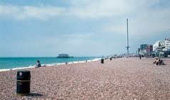 Brighton - 22/06/17 (CamShaw74) Tags: canon eos 1000fn 40mm pancake lens f28 kodak kodacolor200 iso100 c41 epson v800 brighton uk expired 35mm film