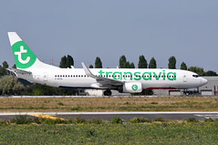F-HTVL ORY (airlines470) Tags: msn 35276 ln 2611 b73784p 737 737800 transavia france ory airport ex hong kong express airways as bkpr hainan airlines b5835 now nok air hsdmb