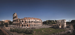Coloseum, Rome, Italy (pas le matin) Tags: travel voyage worl world italy italie italia europe europa architecture antique ancient antiquity antiquité coloseum colisée coloseo perspective stone pierre canon 5d canon5d canon5dmkiii canoneos5dmkiii eos5dmkiii 5dmkiii