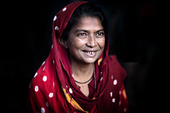 India - Gujarat (mokyphotography) Tags: india gujarat viso village villaggio canon canoneos woman donna people portrait persone picture person portraits photographer travel ritratto reportage ritratti