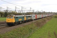 86639 86638 180416 (John Neave) Tags: electric railway locomotive class86