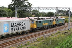 86610 86613 230715 (John Neave) Tags: electric railway locomotive class86