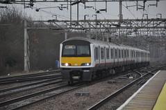 321321 (Service Dolphin) Tags: colchester essex train railway greateranglia emu electric class321