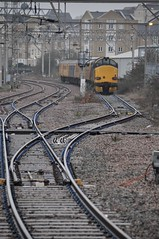 37610 (Service Dolphin) Tags: colchester essex train railway networkrail departmentaltrains diesel locomotive class37