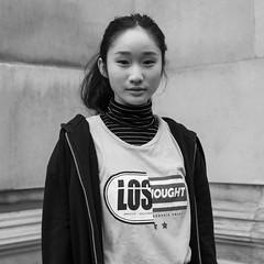 Kaci Beh (Loïc BROHARD) Tags: portrait model topmodel fashion modeloffduty headshot streetstyle bnw blackandwhite noiretblanc singaporean singaporeangirl face beauty kacibeh fashionweek lfw pfw nyfw mfw londonfashionweek