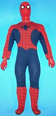 12 inch Spiderman (enigma force) Tags: spiderman mego 12 inch vintage figure