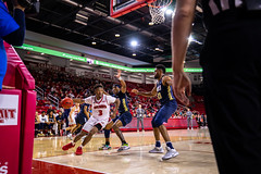 MBB vs. ORU 01-25-20 (thevolante76) Tags: usd coyote basketball mens ncaa sanford sport center division 1 i oral roberts university south dakota oru hagedorn peterson simpson umude armstrong todd lee