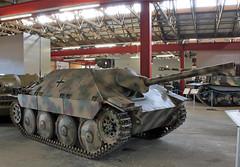 Hetzer (Schwanzus_Longus) Tags: munster german germany old classic vintage vehicle tank panzer combat battle world war ii 2 anti destroyer hetzer