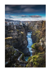 The Canyon (Andy Gray Photography) Tags: river travelphotography landscape canyon iceland