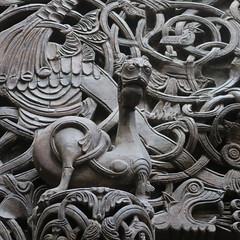 Ål - 4 (Jean (tarkastad)) Tags: tarkastad gb uk unitedkingdom angleterre grandebretagne britain england royaumeuni musée museum sculpté norvège norway noreg norge