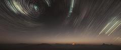 Daymar Skies (Zimmier) Tags: star citizen 38 screenshot 3440x1440 timelapse daymar crusader stars sunset night sky zimmier 2020