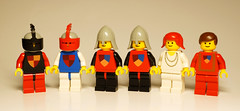Classic Castle set 383 - 6083 (Vanjey_Lego) Tags: lego minifig minifigs minifigure minifigures classic castle 383 6083