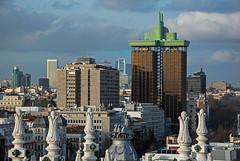 Desde el cielo de Madrid / from the sky of Madrid (franjiso) Tags: madrid cielo sky