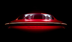 Porsche Taycan brake light (correctcreative) Tags: porsche taycan