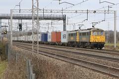 86610 86609 Rugeley 220318 J Neave (John Neave) Tags: electric railway locomotive class86