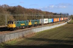 86613 86628 020315 (John Neave) Tags: electric railway locomotive class86
