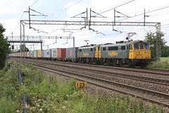 86613 86632 250615 (John Neave) Tags: electric railway locomotive class86